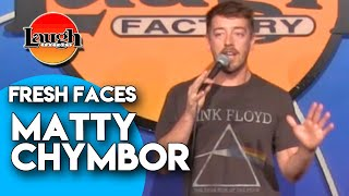 Matty Chymbor | Size Matters | Laugh Factory Stand Up Comedy