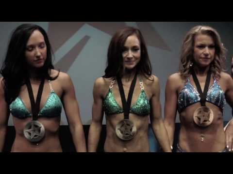 2016 Physique Canada Canadian Championships Women's Highlights