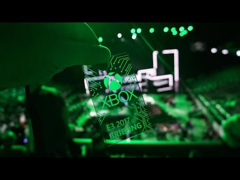 Making Xbox One X Videos at E3 2017