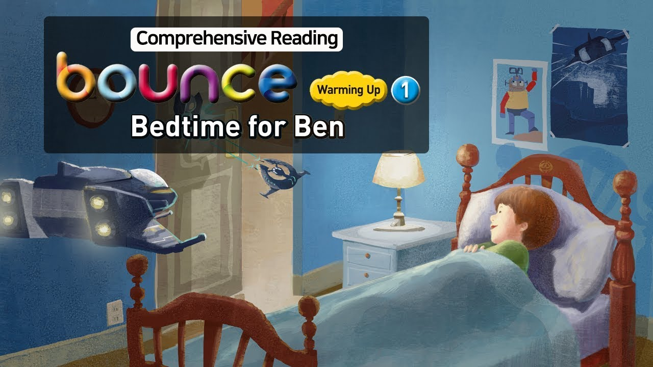 - Comprehensive Reading] Bounce Warming Up 1 #2 Reading