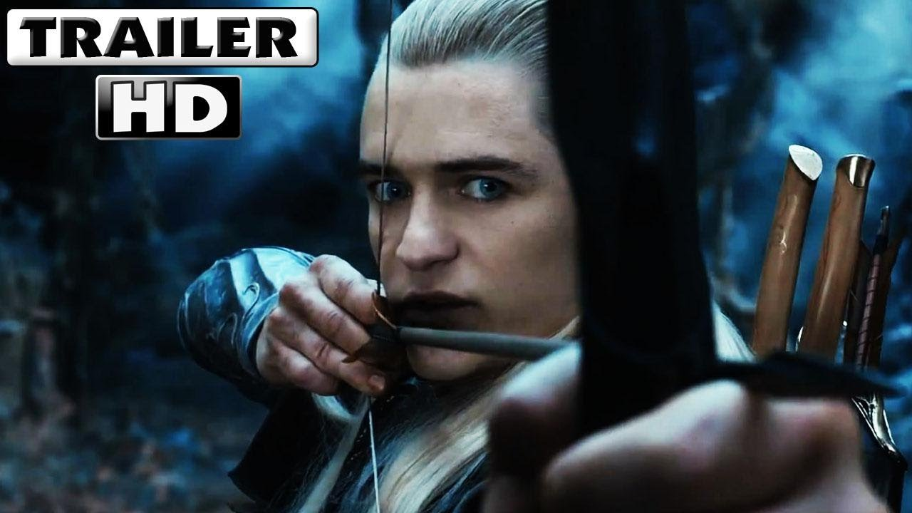 El Hobbit 2 La Desolación De Smaug Trailer 2013 En Español Youtube