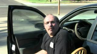 Remove Tint Glue from Car Windows