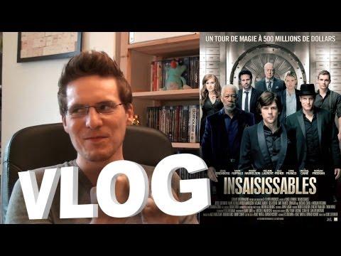 Vlog - Insaisissables poster