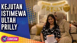Download lagu Hadiah Istimewa Dan Tak Terduga Di Hari Ulang Tahun Prilly Latuconsina Cumicam