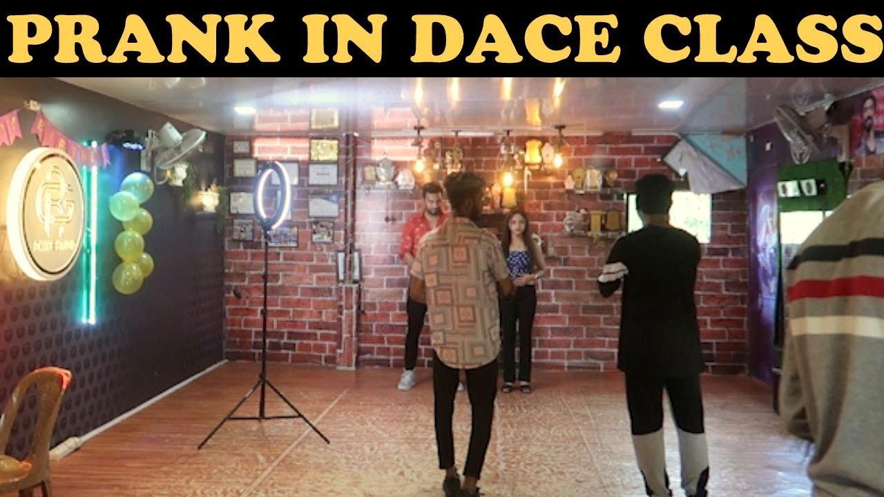 PRANK IN DANCE CLASS | VJ PAWAN SINGH