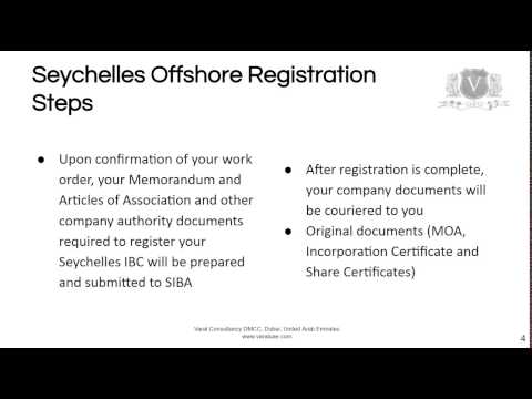 Seychelles Offshore | Safe And Avoids Taxation Burdens