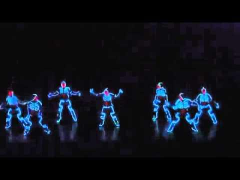 видео: ЭлектроТанец 21ого века.
