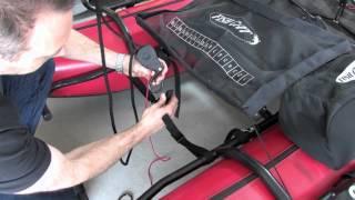 Outcast Boat Hoist - Garage Storage System