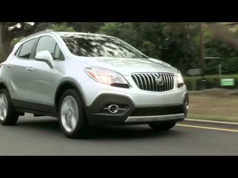 Thumbnail: 2016 Buick Encore Overview