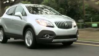 2016 Buick Encore Overview