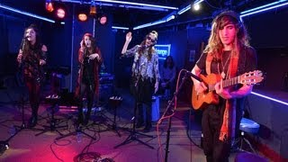 Crystal Fighters - Waiting All Night (Rudimental) Live Lounge Cover