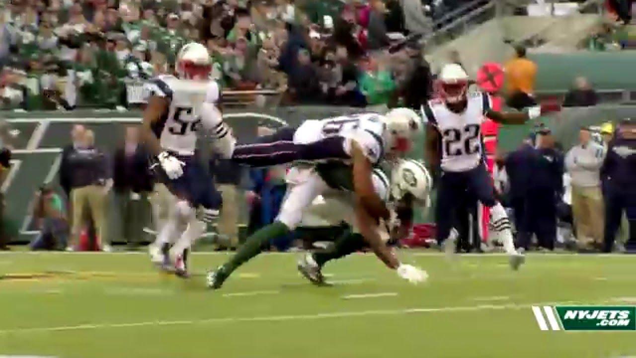3c4423d6 Game Recap: New York Jets vs. New England Patriots