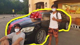 SURPRISING My ASSISTANT (Joe) with CAR or MONEY?🇵🇭 (EMOTIONAL)