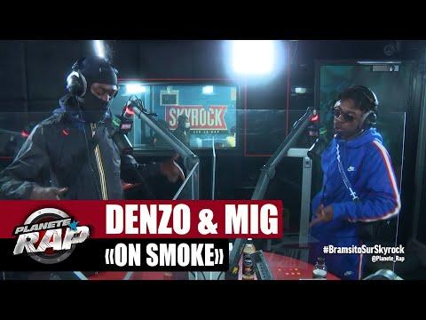 Youtube: Denzo«On smoke» ft MIG #PlanèteRap