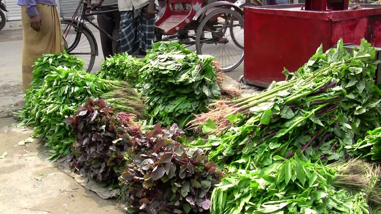 fresh vegetable and fruits in bangladesh market youtube