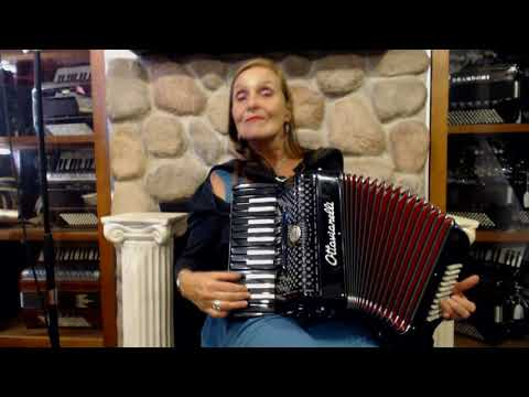 How to Improvise on Piano Accordion  - Lesson 1 - Octaves and Root Notes