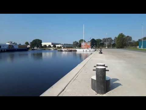 Port Farmsumerhaven Delfzijl The Netherlands | Waarschip Yachts Boatyard