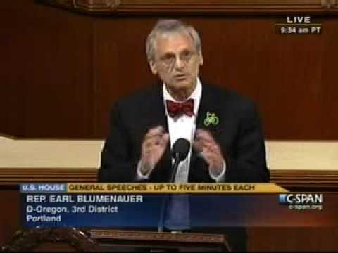 Congressman Blumenauer Demands Attention to Bike Fatalities
