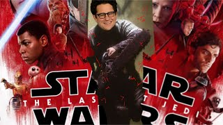 "J.J. ABRAMS TAKES A CHAINSAW TO RIAN JOHNSON'S ""THE LAST JEDI""! These 4 characters are GONE FOR GOOD"