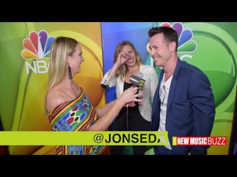 BUZZAXS  Jon Seda and New Regular  Tracy Spiridakos Talk Season 5