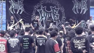 LATAHZAN - Remember Of Death @Panusupan metal fest #2
