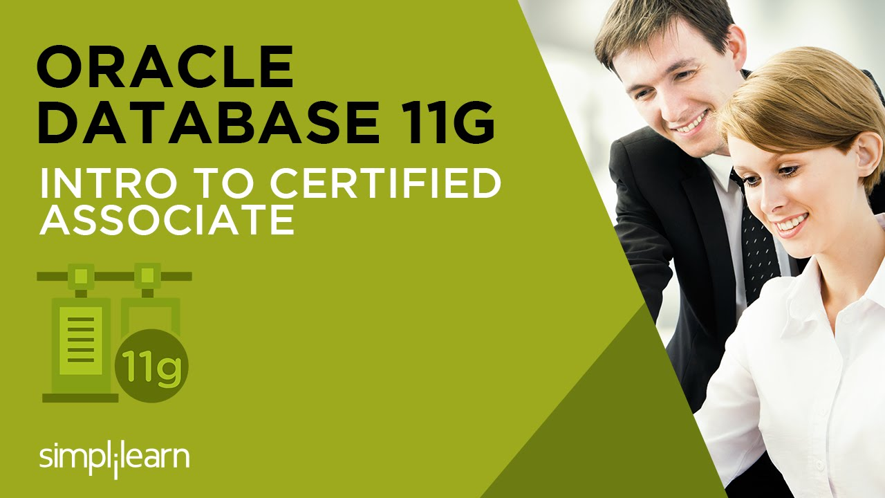 Introduction To Oracle Database 11g Certified Associate Oca