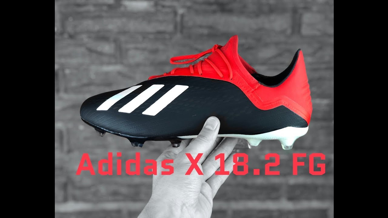best loved 9508a a27ac Adidas X 18.2 FG  Initiator Pack    UNBOXING   football boots   2018   Part  I