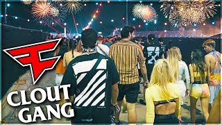 WHAT HAPPENS WHEN FAZE & CLOUT GANG PARTY IN VEGAS!! *INSANE*