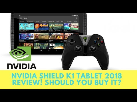 Nvidia Shield K1 Tablet 2018 Review! Should You Buy It?