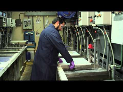 Testing Henkel Bonderite