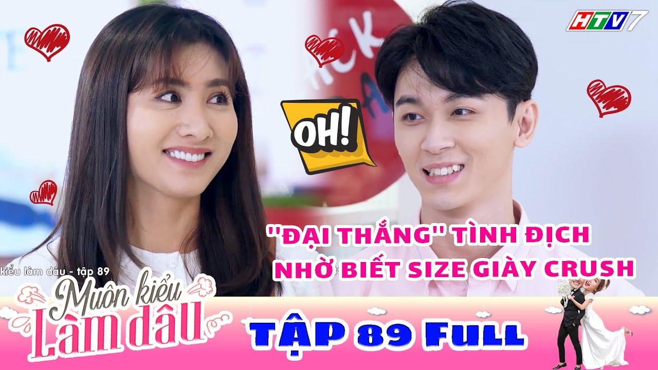 Muôn Kiểu Làm Dâu – Tập 89 Full | Phim Mẹ chồng nàng dâu –  Phim Việt Nam Mới Nhất 2019 – Phim HTV
