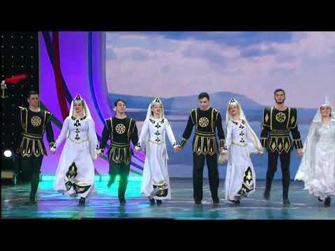 60 лет РУДН. «Берд» фольклорный танец Армении