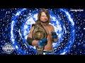 WWE: Phenomenal AJ Styles 1st Theme Song