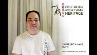 Chi Keung Chang Audio Interview