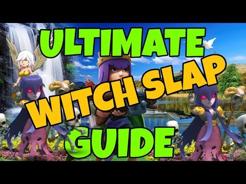 *MASTER GUIDE TO WITCH SLAP* TH9 ATTACK STRATEGY VIDEO | COC | CLASH OF CLANS
