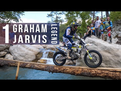 The Hard Enduro Legend | Graham Jarvis | The Best Of