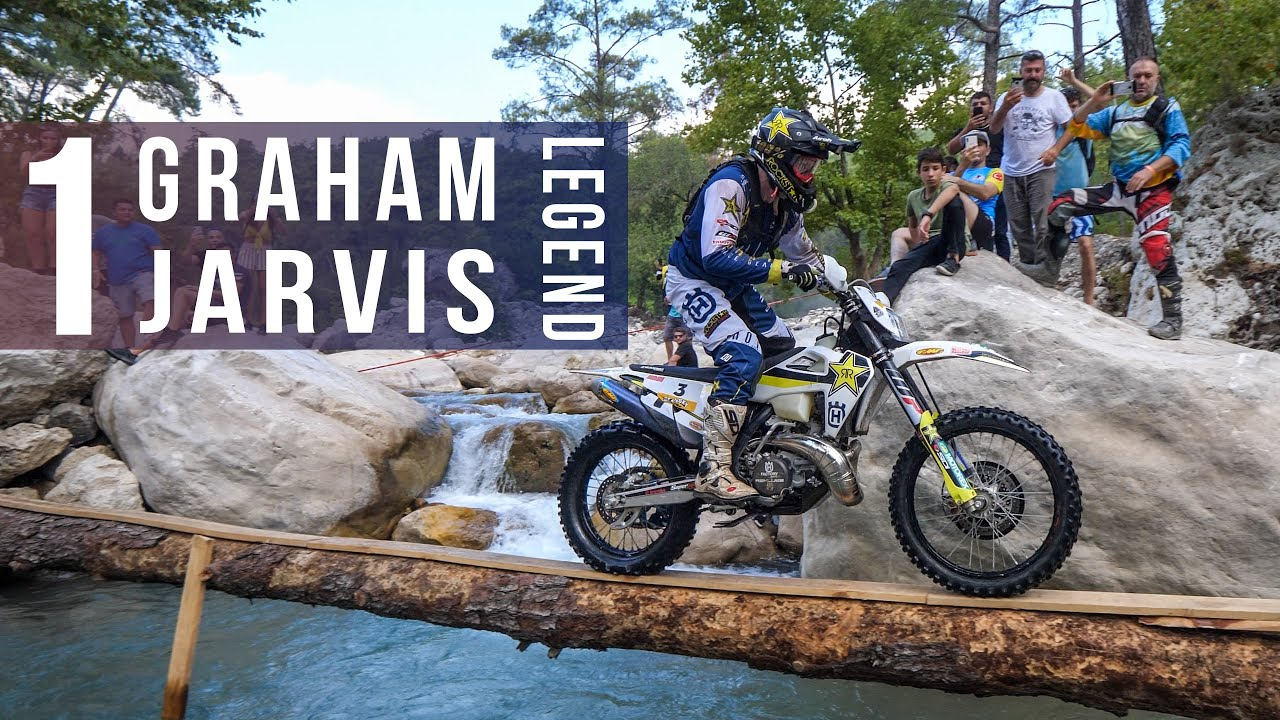 The Hard Enduro Legend | Graham Jarvis | The Best of