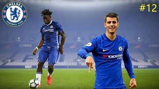 FIFA 18 CAREER MODE CHELSEA#12-НАБЛИЖАМЕ ТРАНСФЕРНИЯ ПРОЗОРЕЦ