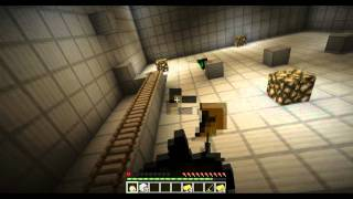 Lets Play Minecraft: Checkmate part 4 (PKR)