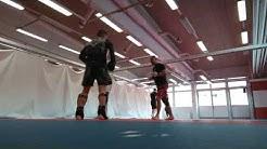 Morning Sparring @ MMA Kotka