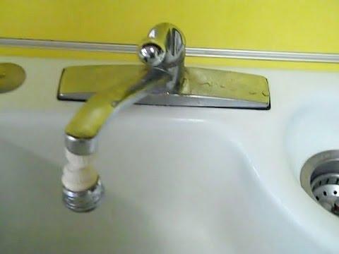 How to Repair a Delta Faucet - Single Handle Delta Faucet Repair ...
