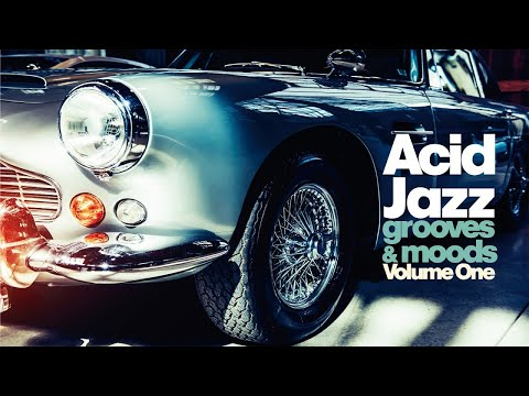 Acid Jazz Best Relaxing Music - Nu Jazz Funky mix
