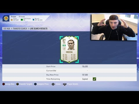 FIFA 19  ICON SNIPING IS BACK I SNIPED AN ICON SNIPING REACTIONS EP12