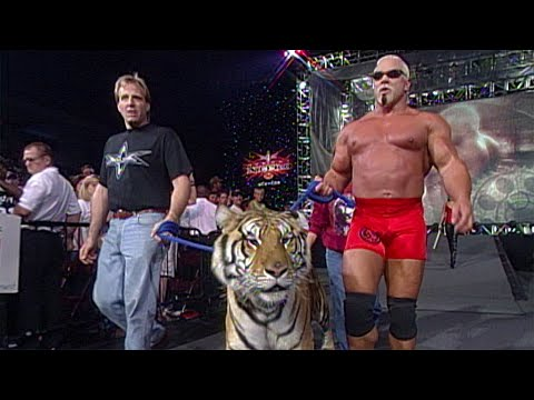 Superstars Who Brought Animals To The Ring: WWE Playlist