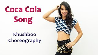 Coca Cola Song Dance Choreography | Bollywood Video Songs | Best Hindi Songs For Dancing Girls