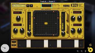 sanodg's the Time Limit Mode Live 180918 / KORG Gadget for Nintendo Switch