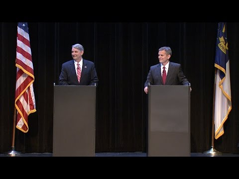 NC Attorney General Debate (Presented By NC Institute Of Political Leadership)