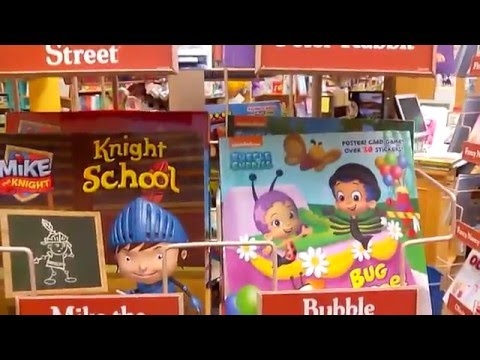 barnes-&-noble-book-shopping-video---kids-character-storytime-picture-books-&-toys!