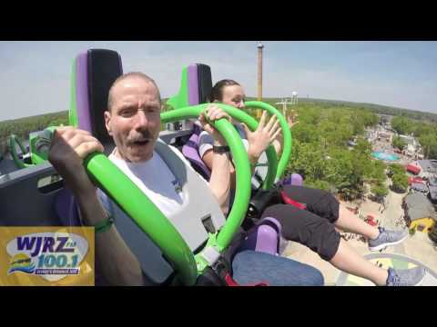 100.1 WJRZ: The Joker Ride