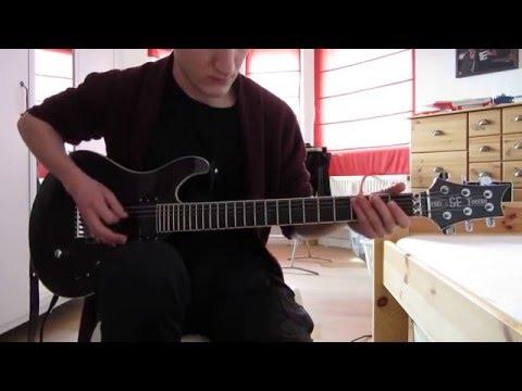 Sevendust - Forever Dead (Guitar Cover)